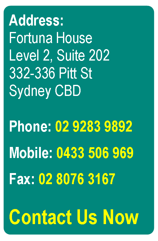 Sydney Language Solutions Location
